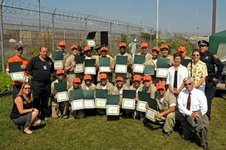 Inmates at the Cook County jail near Chicago can earn master gardener certificates.
