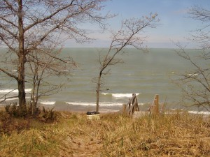 Indiana Dunes National Lakeshore is on the southern tip of Lake Michigan. Photo: nps.gov