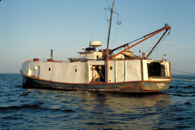 Smelt trawler