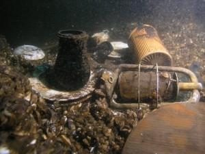 Divers Battle Great Lakes Shipwreck Pirates Great Lakes Echo