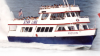 Star Line Cruises' boat on tour around Lake Michigan. Photo:Star Line Mackinac Island Ferry