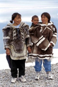 Canada's indigenous people, such as the Iglulik, rely on Arctic wildlife for food. Photo: Ansgar Walk/Wikipedia Commons.