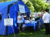 The Michigan Pharmacists Association holds an annual medication disposal event on the lawn of the state capitol. Photo: Dmitri Barvinok