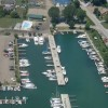 Erieau Marina on Lake Erie&#039;s Canadian shore. Photo:  Erieau Marina