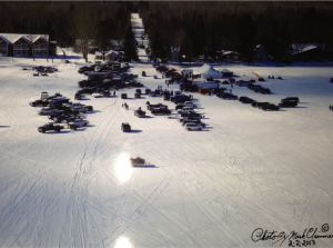 The 2013 Black Lake Shivaree. Photo: Mark Chimner