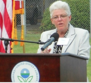 Gina McCarthy, nominee for U.S. Environmental Protection Agency Administrator. Image: EPA