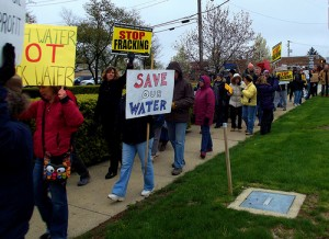 Groups around the country have protested against fracking. Photo: billb1961 (flickr)