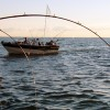 Recreational salmon fishing has declined in southern Lake Huron, according to the Michigan Department of Natural Resources. Photo: Michigan Outdoor News
