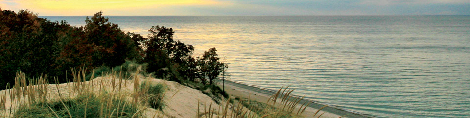The state park is included within the Indiana Dunes National Lakeshore (pictured above). Photo: National Park Service.