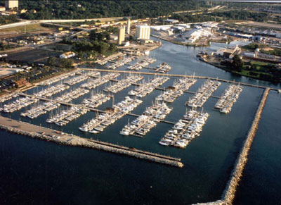 Waukegan Harbor. Photo: Environmental Protection Agency.