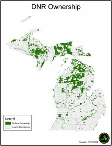 Photo: Michigan Department of Natural Resources.