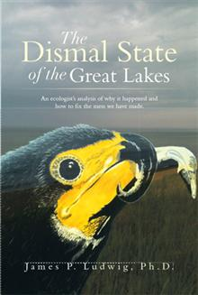 In his book, Ludwig points to broader political constructs and governmental sluggishness as culprits of Great Lakes damage. Photo courtesy of James Ludwig.