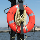 Life saving equipment. Image: Michigan Sea grant.