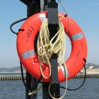 Life saving equipment. Image: Michigan Sea grant.