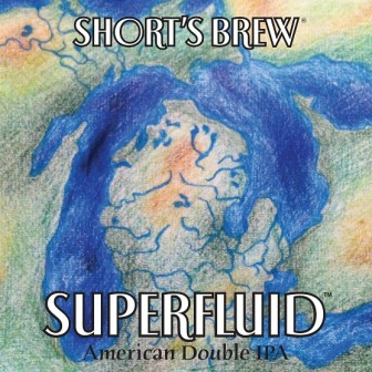 "Short's Brewing Company in Bellaire, Mich. released its American Double IPA ""Superfluid"" this spring. (Photo: Short's Brewing Company)"