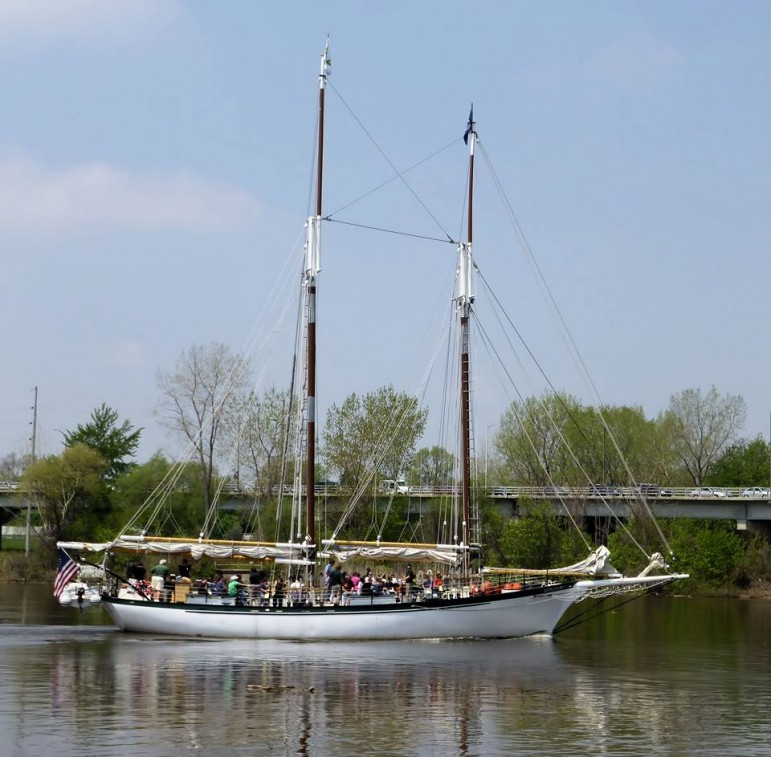 The Appledore IV. Image: Francis Lalonde