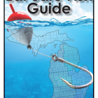 Michigan's Eat Safe Fish Guide advises Michiganders on what species of fish, and from where they are caught, are safe to eat. Image: Michigan Department of Community Health.