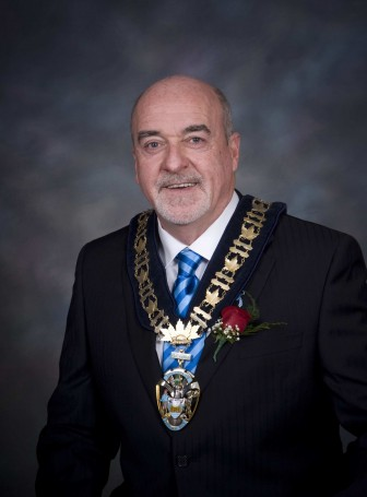 Thunder Bay (Ontario) Mayor Keith Hobbs