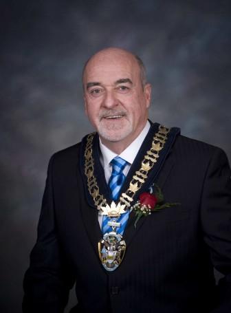 Thunder Bay (Ontario) Mayor Keith Hobbs
