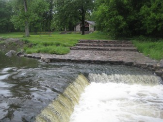 Turtle River and Civilian Conservation Corps pavilion at Turtle River State Park. Image: Eric Freedman
