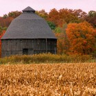 Barn in Vermillion County, Indiana. Image: Marsha Mohr