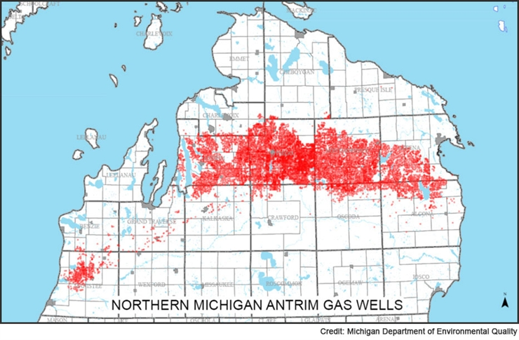 15 Year Delay Undermines Northern Michigan Drilling Suit