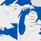 Line 5 pipeline. Image: Enbridge.