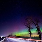 The Northern Lights Image: Brian Drourr