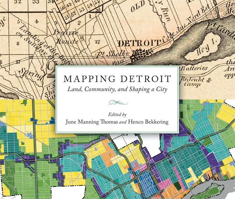 Book Review: Mapping Detroit | Great Lakes Echo on