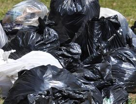 Michigan lawmakers are considering a ban on local regulation of plastic bag waste. Credit: Flickr/Public Affairs