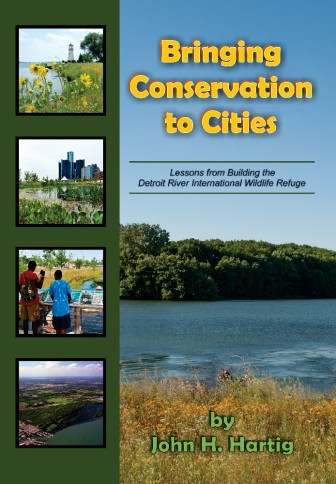 Bringing Conservation to the Cities, Book Cover