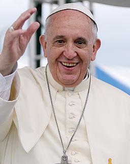 Pope Francis. Image: Korea.net