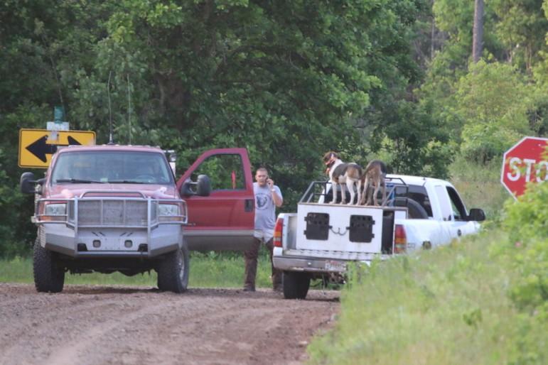 Bear Hunters Calling 911