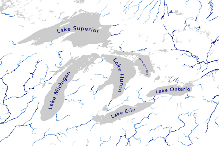 Mapping great rivers | Great Lakes Echo