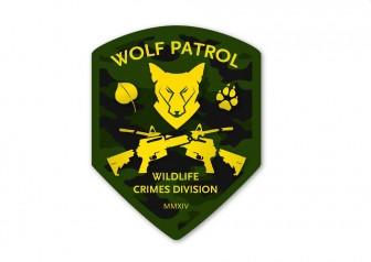 Wolf Patrol logo