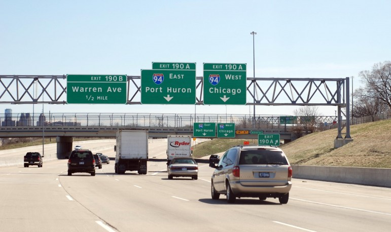 Environmentalists tell MDOT to pump the brakes on I-94 expansion