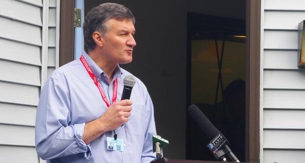 Al Monaco, Enridge CEO