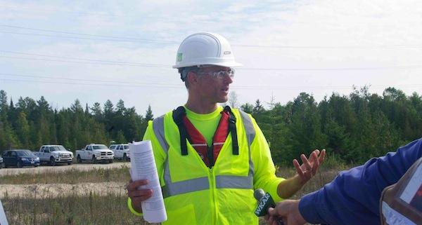 Colin Plank, Geomorphologist at AECOM