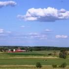 Michigan farm in Washtenaw Co.