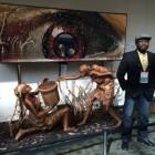 Emeka Ikebude at ArtPrize