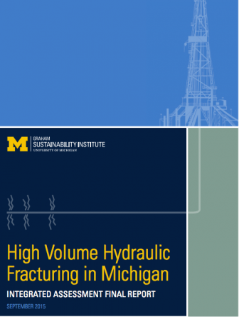 U-M Hydraulic Fracturing Report