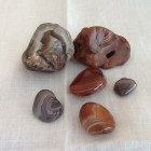 Lake Superior agates