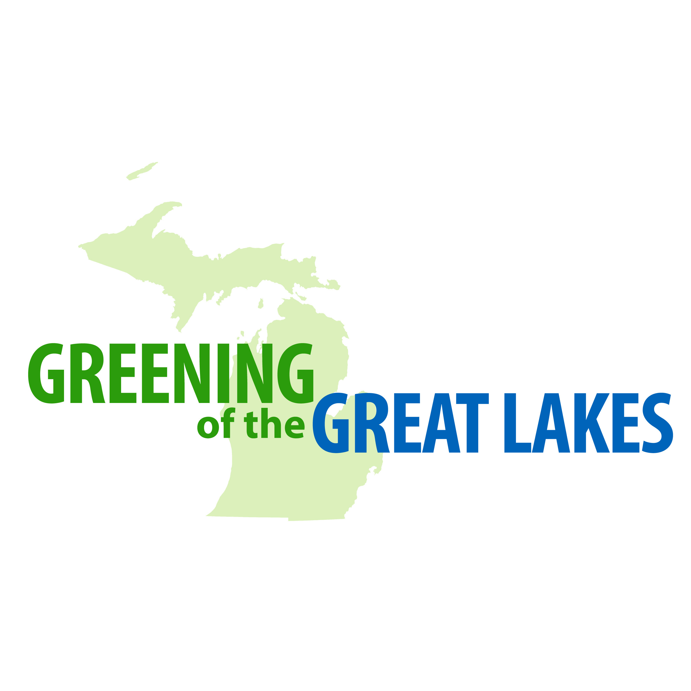 Greening of the Great Lakes.