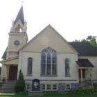 Former First Methodist Episcopal Church of Elk Rapids. Image: Michigan State Housing Development Authority