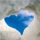 Heart-Shaped Cave Opening