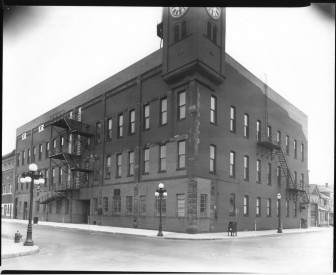 Braastad-Gossard Building in Ishpeming. Credit: Flickr