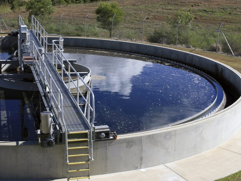 Minnesota wastewater treatment tank. Image: MPCA Photos, Flickr.