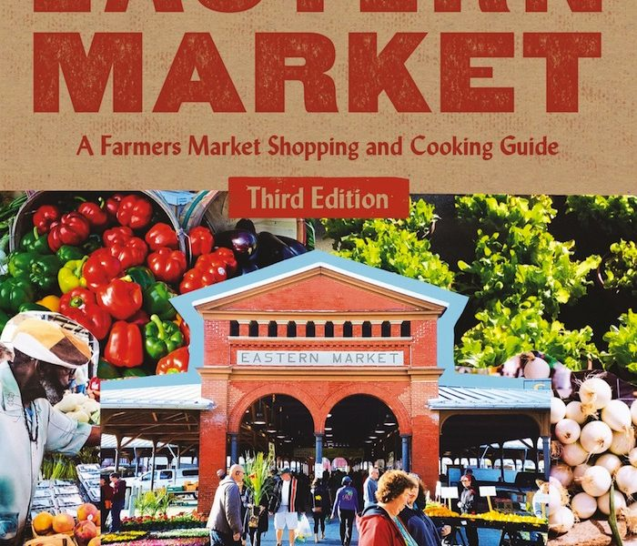 Eastern market book cover
