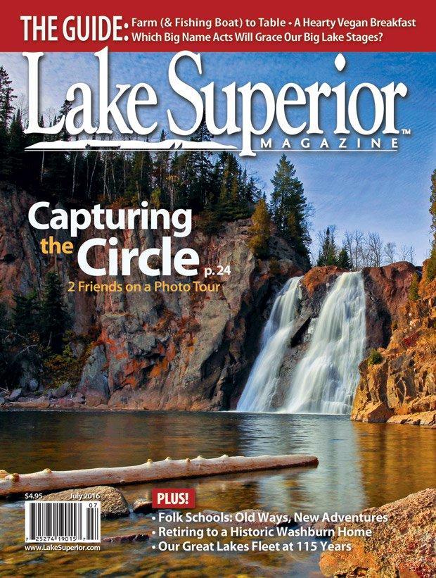 Lake Superior Magazine