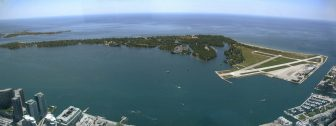 Toronto Island. Image: Wikipedia